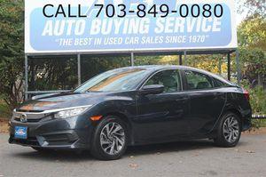 2016 Honda Civic Sedan for Sale in Fairfax, VA