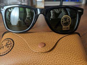 Brand New Authentic Rayban Wayfarer Sunglasses for Sale in Palos Verdes Estates, CA