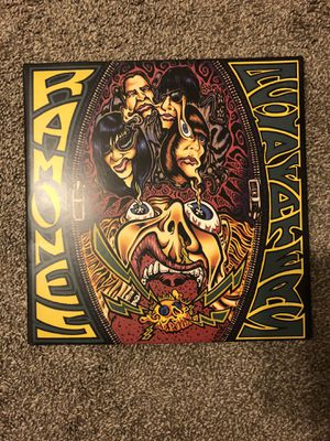 Rare Ramones Acid Eaters Vinyl for Sale in Clovis, CA
