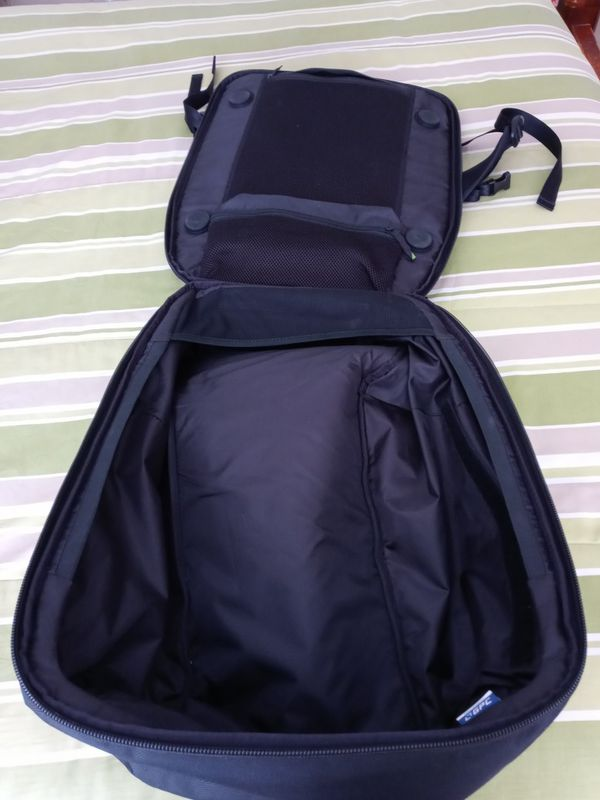 3dr Overnight Bag And Backpack