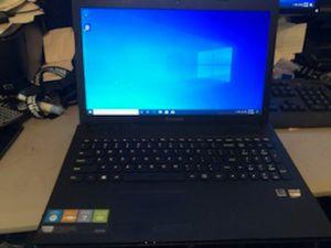 Lenovo laptop windows 10 64 bit for Sale in Stockton, CA