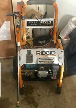 Pressure washer for Sale in Shaker Heights, OH