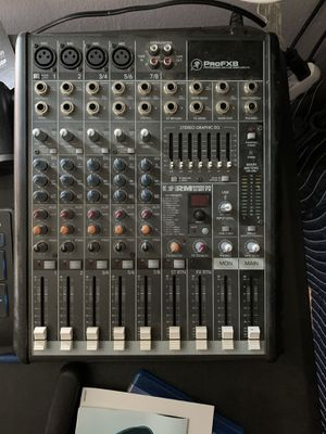 Mackie ProFX8 for Sale in Woodridge, IL