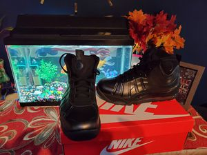 Nike foamposite boots trades welcome for Sale in The Bronx, NY
