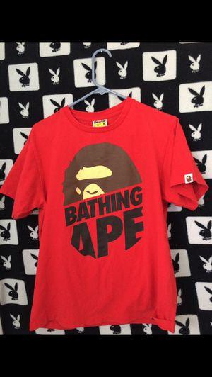 Bape t shirt for Sale in San Bernardino, CA