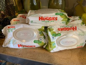 Huggies baby wipes for Sale in McDonough, GA