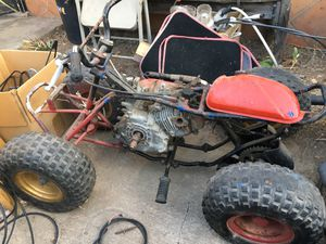 4wheeler motorcycle for Sale in San Diego, CA