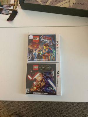 Nintendo 3DS LEGO Bundle NIB Brand New for Sale in Dublin, OH
