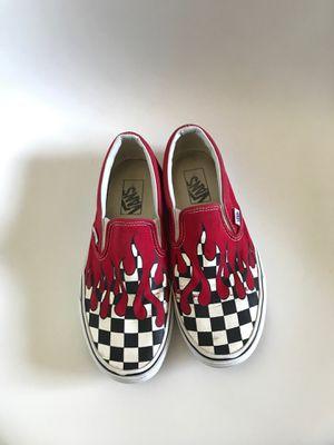 Vans shoes sz 7 men's 8.5 women's for Sale in Scottsdale, AZ
