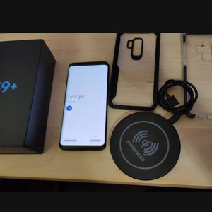 Samsung S9 + Unlocked for Sale in Vacaville, CA