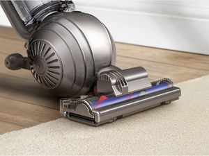 Dyson - Cinetic Big Ball Animal + Allergy Bagless Upright Vacuum - Iron/Nickel for Sale in Columbia, MD