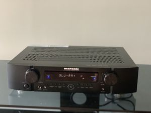 Marantz NR1501 7.1 Chanel Slim Line Home Theatre Receiver for Sale in Woodway, WA