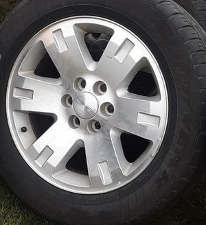 """20"""" GMC truck rims only, good shape $450 OBO for Sale in Worcester, MA"""