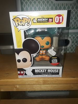 Mickey Mouse Funko Pops for Sale in Fresno, CA