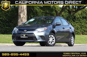 2015 Toyota Corolla for Sale in Montclair, CA