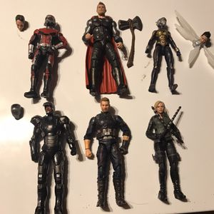 Marvel Legends Avengers for Sale in Redlands, CA