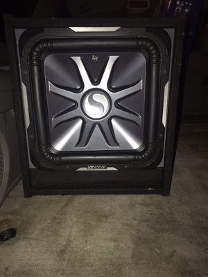"Kicker L7 ""15 for Sale in Fort Washington, MD"