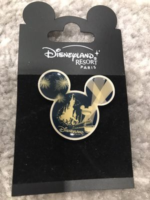 Disneyland resort Paris pin for Sale in Tustin, CA
