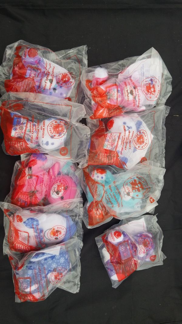 50 Unopened 2015 Mcdonalds Happy Meal Toys