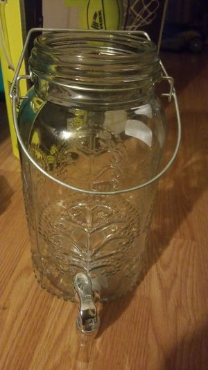 Glass jar for Sale in Reynoldsburg, OH