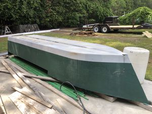 Homemade Boat -Delivery Available (40 miles or less) for Sale in Knightdale, NC