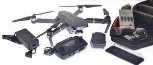 Drone -DJI Mavic pro. Advanced kit. 2 batteries. 3 polar pro filter kit 4,8 & 16. Memory card 16 Gb. All cords and protective covers. for Sale in Philadelphia, PA