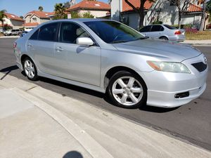 Toyota Camry SE Sport for Sale in Moreno Valley, CA