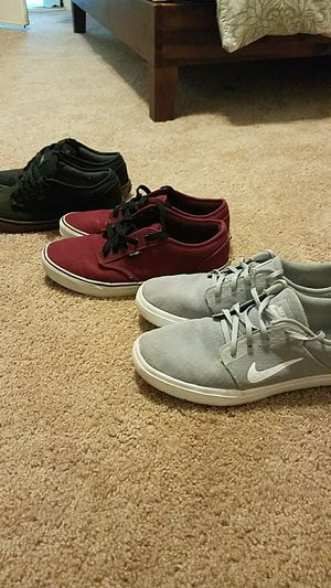 size 10 men's shoes for sale for Sale in Cary, NC