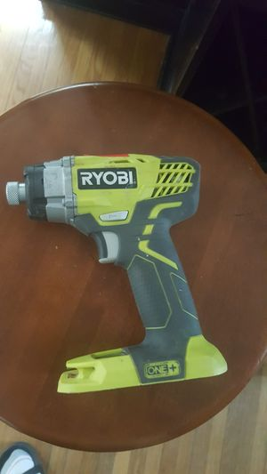 Ryobi drill and impact gun no battery or charger for Sale in Washington, DC