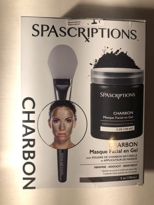 f7d3a15c82 Charcoal gel face mask (Great For Valentine s Day) for Sale in Torrance