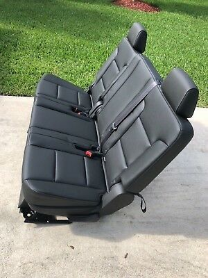 2nd Row Seat 2007-2019 Chevy Chevrolet Tahoe Yukon Cadillac Escalade for Sale in Houston, TX