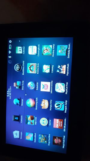 BlackBerry PlayBook for Sale in Upland, CA