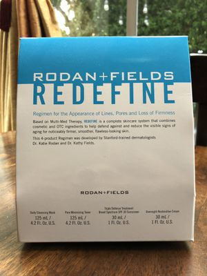Rodan Fields Redefine and Roller for Sale in Union City, CA