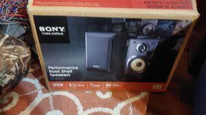 Sony speakers for Sale in Orange City, FL