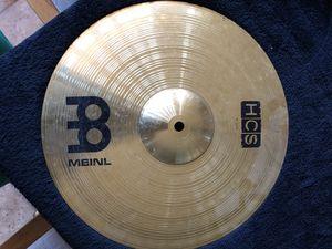 """Meinl 14"""" Crash and 10"""" Splash Cymbals for Sale in Elk Grove, CA"""