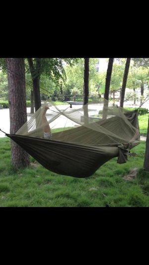 Hammock with net for Sale in Downers Grove, IL