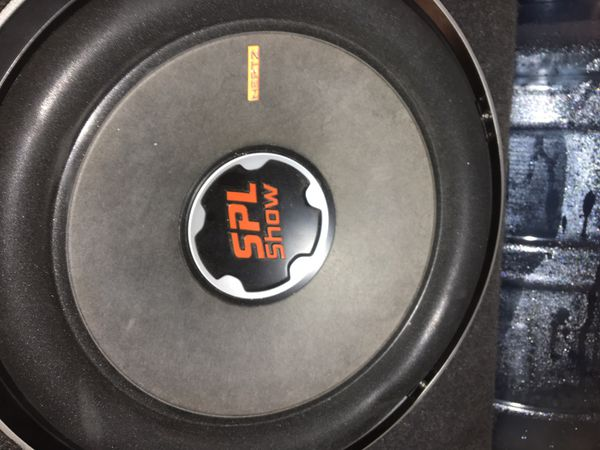 Subwoofers new and used prices in details!!!!