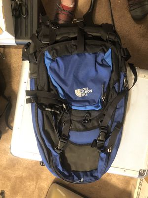The North Face backpack - Selkirk for Sale in Littleton, CO