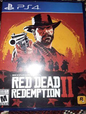Red Ded Redemption 2 for Sale in Glen Burnie, MD
