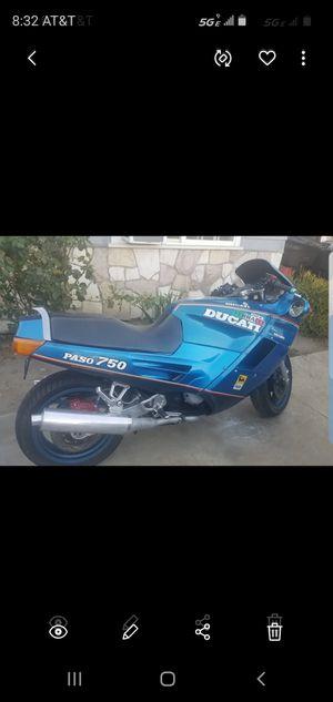 Ducati paso 750 for Sale in Garden Grove, CA
