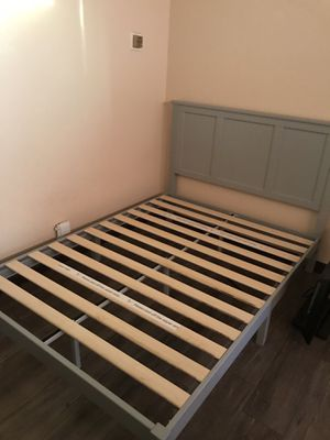Full bed frame for Sale in Hayward, CA