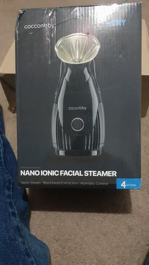 Nano lonic facial steamer for Sale in Grand Prairie, TX