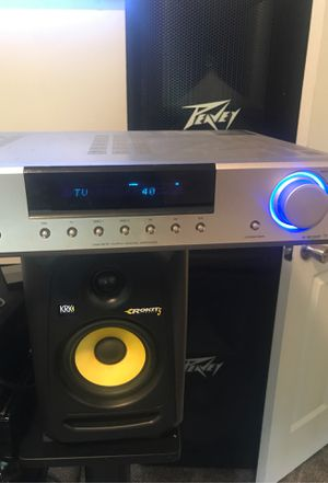 Onkyo av receiver tx - LR552 with remote control for Sale in Lawrenceville, GA