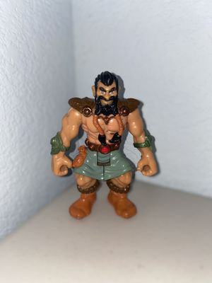 "Mattel 2001 Rare Barbarian Warriors Action Figure 5.5"" Vintage Toy for Sale in Phoenix, AZ"