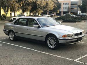 2000 BMW 740iL for Sale in San Leandro, CA