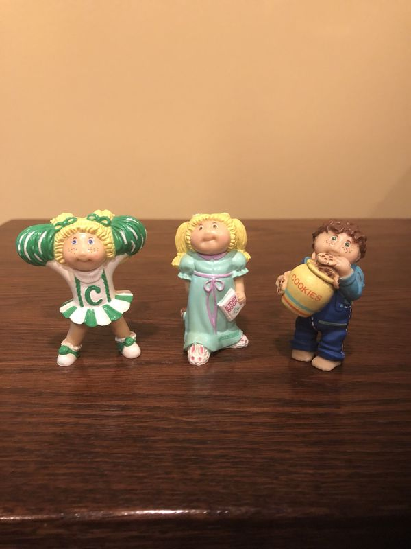 Vintage Cabbage Patch Figures