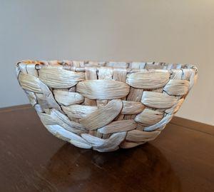 Fruit basket bowl for Sale in Fairfax, VA