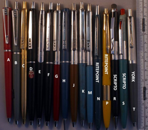 Looking to buy older ball point pens for Sale in San Diego, CA