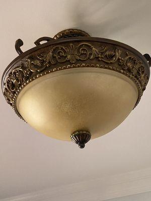 Traditional Light Fixture Set/Ceiling Fan for Sale in Leonardo, NJ