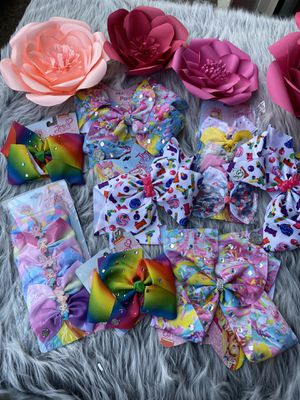 Jojo siwa bow for Sale in Anaheim, CA